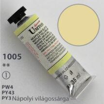 Gouache 35ml Umton - 1005 Nápolyi világossárga