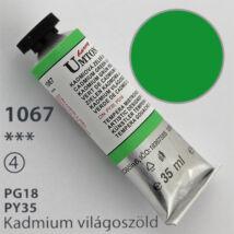 Gouache 35ml Umton - 1067 Kadmium világos zöld