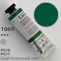 Gouache 35ml Umton - 1069 Sötét krómoxid zöld