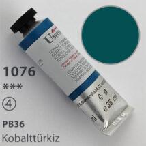Gouache 35ml Umton - 1076 Kobalttürkiz