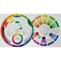 Színkerék nagy Color Wheel ACW3451 francia nyelvű