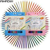 Színes ceruza 72 darabos szett Aihao