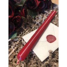 Klasszikus kanócos postai pecsétviasz (1rúd) - piros