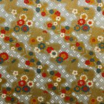 Yuzen (Chiogami) Washi papír 63x94cm - 5704