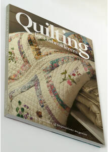 Quilting for Embroiderers - angol nyelvű könyv