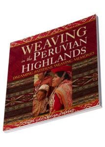 Weaving in the Peruvian Highlands - angol nyelvű könyv