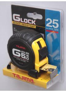 G5P50MY Glock mérőszalag  5m/25mm Tajima