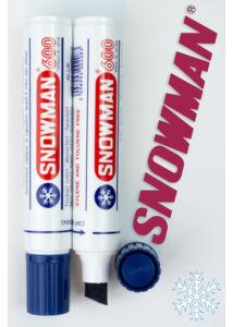 Alkoholos filc No.600 blue Snowman - kék