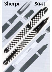 Sherpa tolltest + Sharpie marker - 5041 Checkers