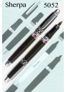 Sherpa tolltest + Sharpie marker - 5052 Elegant