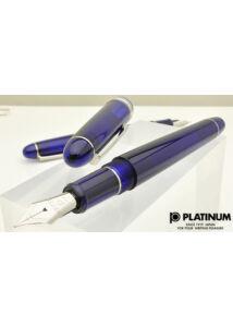 Töltőtoll PNB-10000 Chartres Blue EF -Platinum csak bolti átvétel