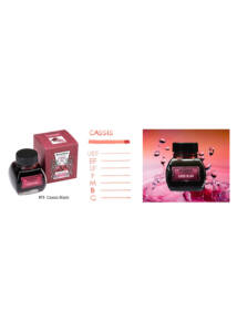 Tinta 60ml Platinum - 15 Cassis Black