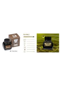 Tinta 60ml Platinum - 61 Khaki Black