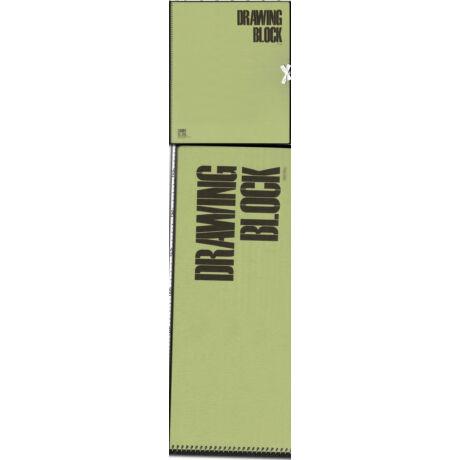 Vázlattömb 452x379mm/20lap Olive - MARUMAN S88