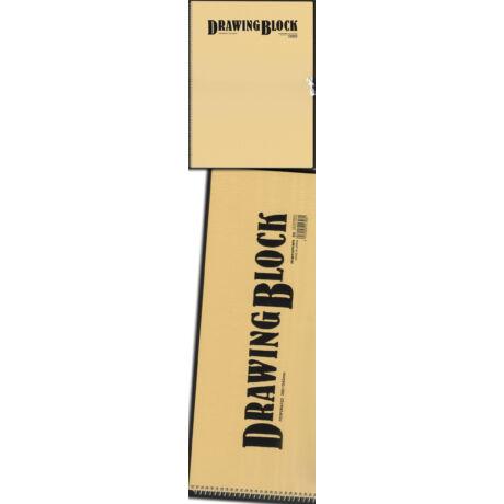 Vázlattömb B3/16lap Yellow Maruman S3