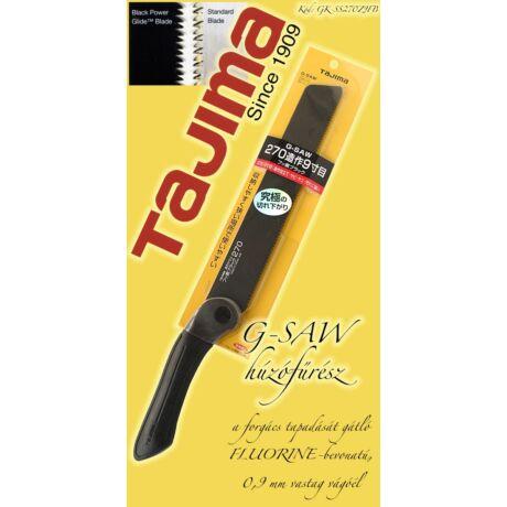 GK-SS270FB húzófűrész fluor bevonatú Tajima G-SAW