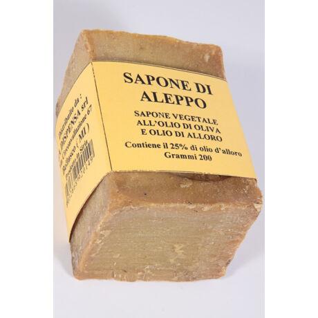 Aleppo szappan 200g 25% babérolajjal