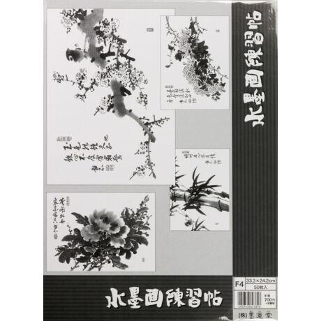 Gansai papír 333x242mm/50ív No.24637