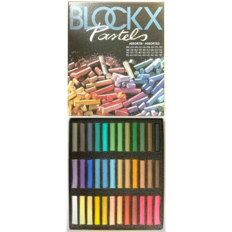Pasztelszett 36-os Assorted Blockx