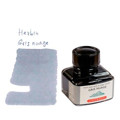 Tinta 30ml Herbin - Gris Nauge