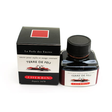 Tinta 30ml Herbin - Terre De Feu