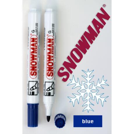 Alkoholos filc G blue Snowman - kék