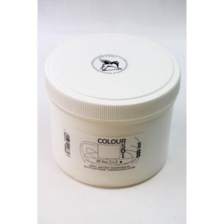 Akrilfesték 500ml matt Renesans - 01 Fehér
