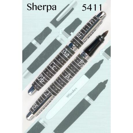 Sherpa tolltest + Sharpie marker - 5411 School