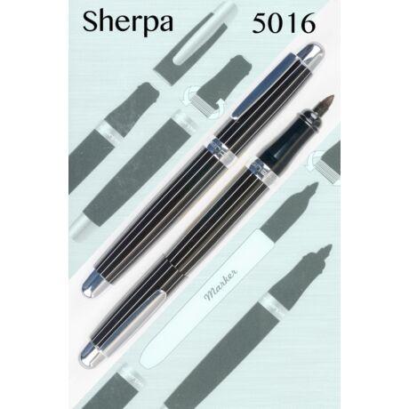 Sherpa tolltest + Sharpie marker - 5016 Mr.Pinstripe