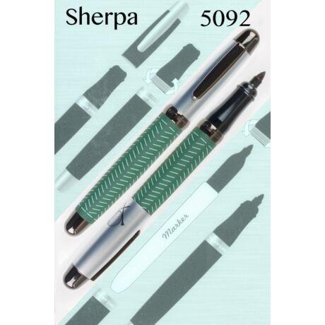 Sherpa tolltest + Sharpie marker - 5092 Golf