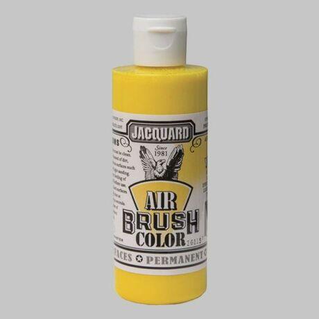 Akrilfesték 118ml Airbrush Jacquard - Bright yellow
