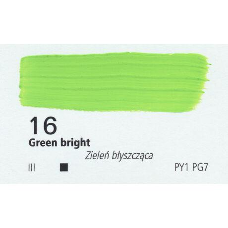 Gouache 20ml Renesans - 16 Green bright