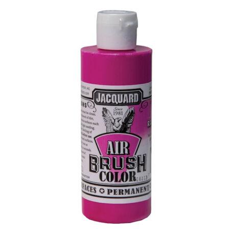 Akrilfesték 118ml Airbrush Jacquard - Fluorescent Raspberry