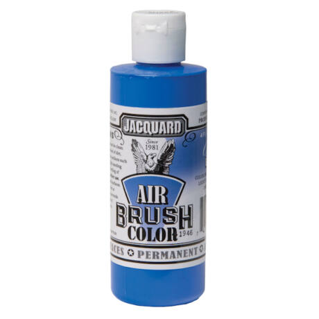 Akrilfesték 118ml Airbrush Jacquard - Opaque blue
