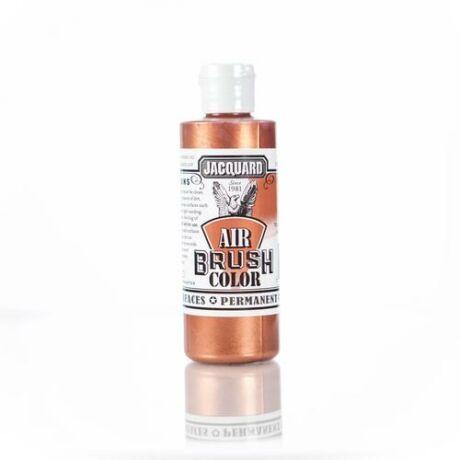 Akrilfesték 118ml Airbrush Jacquard - 306 Metalic Copper