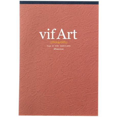 Akvarelltömb B4/15lap VIFART Maruman S109V