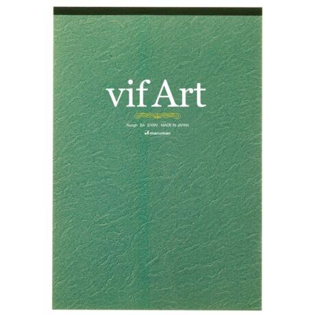 Akvarelltömb B4/15lap VIFART Maruman S209V
