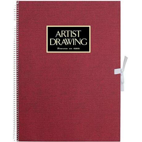 Vázlattömb F4/20lap Artist Drawing Maruman