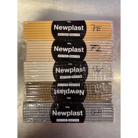 Plasztilin 500g modellezéshez Newplast