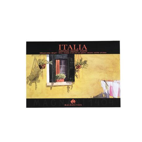 Akvarelltömb A4/10lap 300g ITALIA Renesans