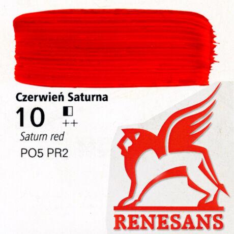 Akrilfesték 60ml Maxi Renesans - 10 Saturn red
