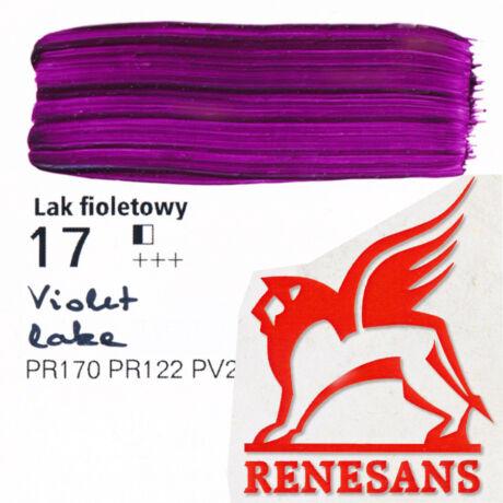 Akrilfesték 60ml Maxi Renesans - 17 Violet lake