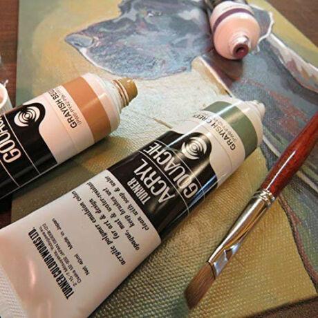 Grayish művész akrilfesték Turner - szürkült színek