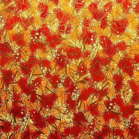 Yuzen (Chiogami) Washi papír 63x94cm - 1540