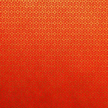 Yuzen (Chiogami) Washi papír 63x94cm - 5009