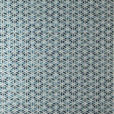 Yuzen (Chiogami) Washi papír 63x94cm - 5712