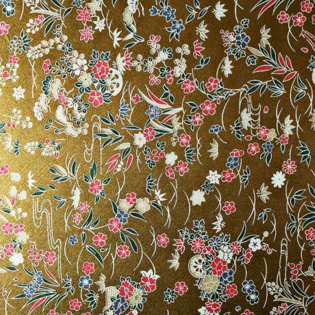 Yuzen (Chiogami) Washi papír 63x94cm - 5716