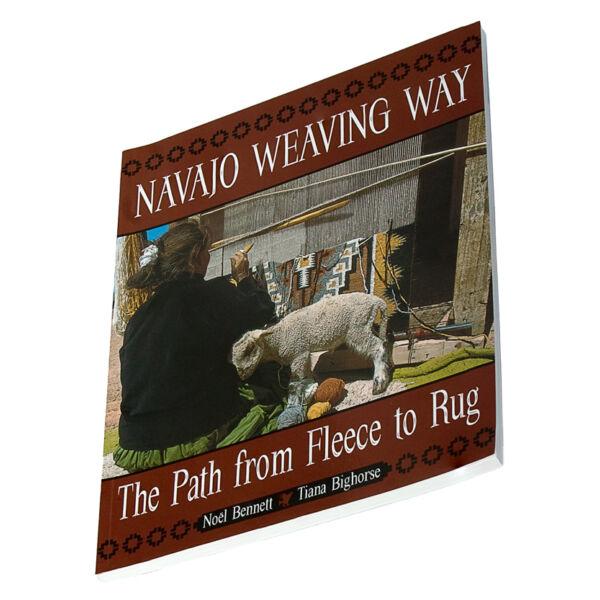 Navayo Weaving Way - angol nyelvű könyv